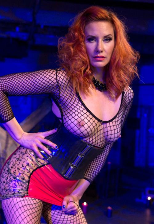 redhead mistress